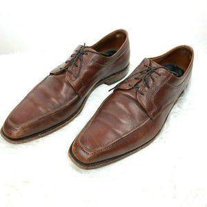 Allen Edmonds JACKSON Brown Leather Oxford Brogues